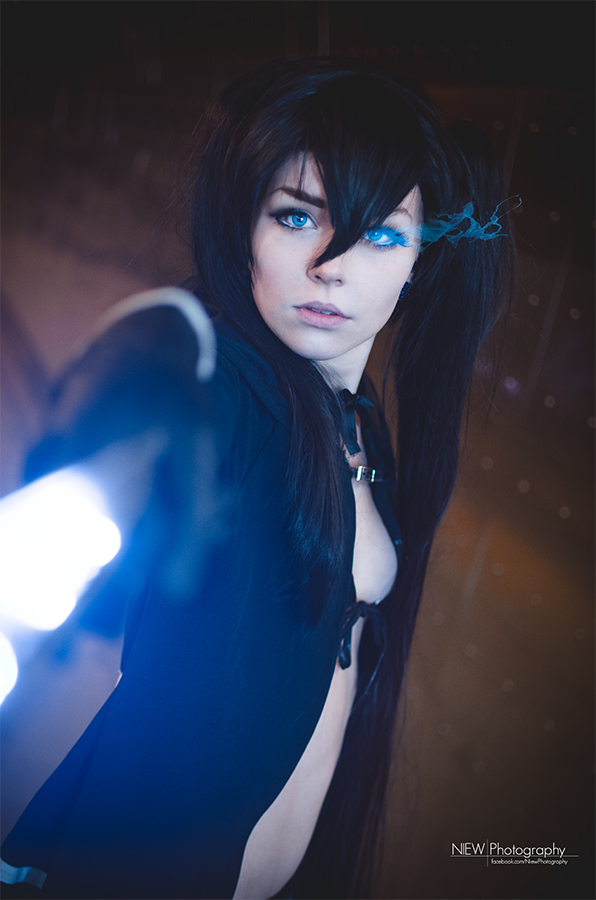 Enjoithis - Black Rock Shooter by Avrasil