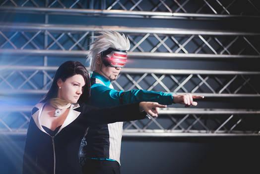 Elffi and YumiKoyuki - Phoenix Wright