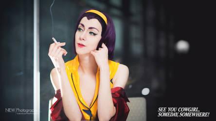 Shiroiaisu - Faye Valentine