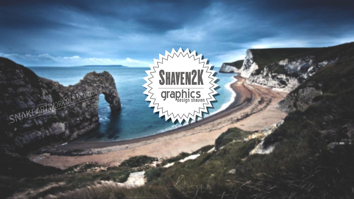 Shaven2k Wallpapper by snakeARTWORK