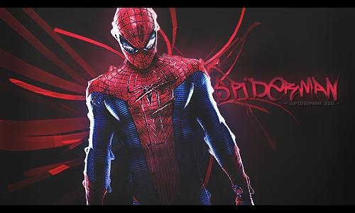 Spider Man by snakeARTWORK