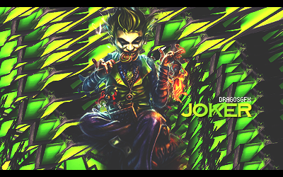 Joker by snakeARTWORK