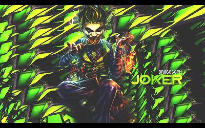 Joker by snakeARTWORK