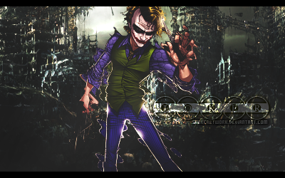 Joker v2. by snakeARTWORK