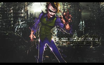 Joker v2. by snakeARTWORK