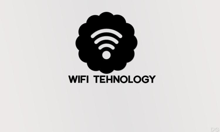 Wifi Tehno by snakeARTWORK