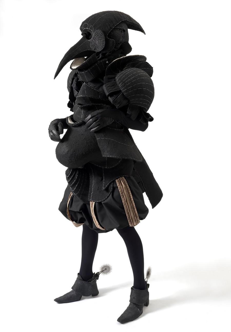 Plague Warrior by Valentine-Borgia
