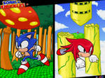 Sonic and Knuckles Tribute