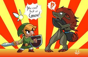 Zoroark the gerudo fox?
