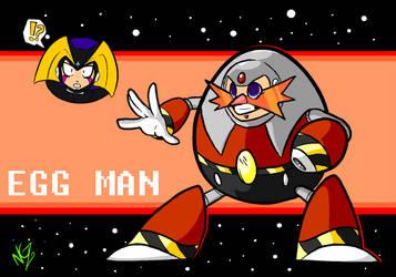 Robot Master EGG MAN by NkoGnZ