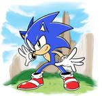 Modern Sonic CD style?