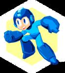 Go go Megaman!