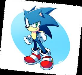 Modern Sonic pump'd by NkoGnZ