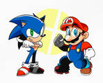 TBT: Sonic joins the Smash!