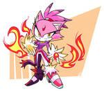 Pyrokinetic Princess!