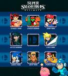 Ultimate Challenge! Choose a Smash Master!
