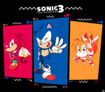 Sonic 3 protags