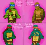 Happy Valentine's Day! by turtletrashworld