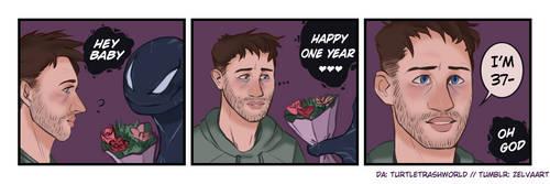 happy one year