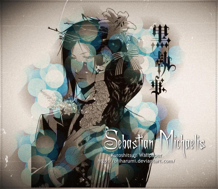 Sebastian Michaelis Wallpaper By Biiharumi