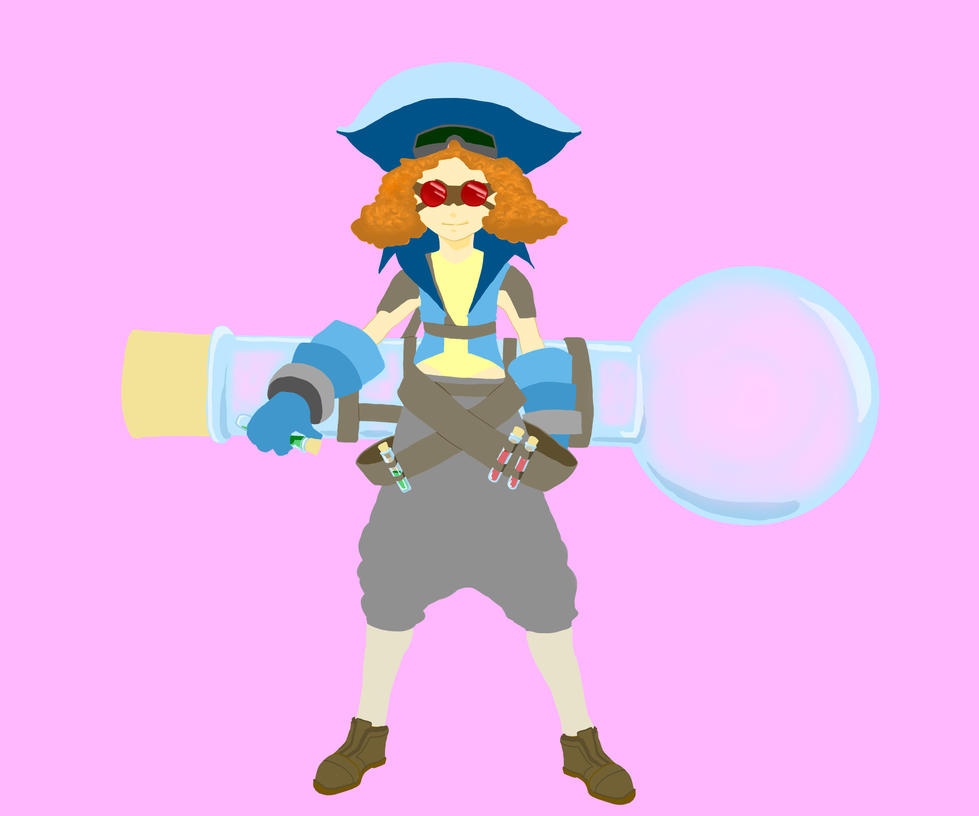 Alchemist by zyx00 on DeviantArt