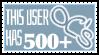 F2U Stamp by ElephantEmpress