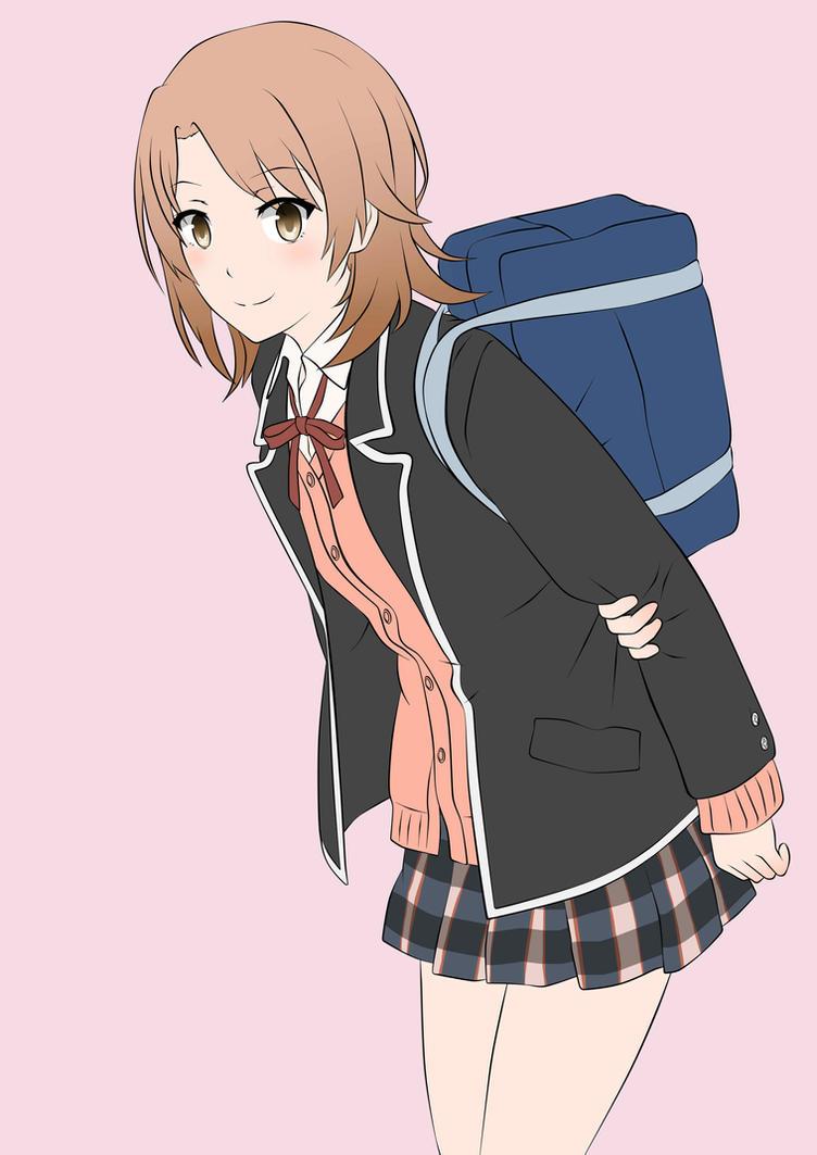 Iroha isshiki