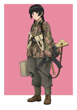 SS Aoi Ichigo fanart