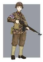 Freedom Party Guardsman by Maridjan-kirisame