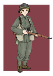 Grenadier (com) by Maridjan-kirisame