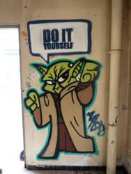 Yoda by Blod931