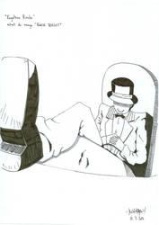 Kagetane Hiruko by Blod931