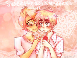 Sweetheart's Week Day 1: Valentine's Day