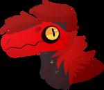 | G | Red Doggo Gator Thing [AF]