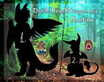 | A | Dragon mix Mystery Auction | OPEN 2/2 | by xCaramelCookiex