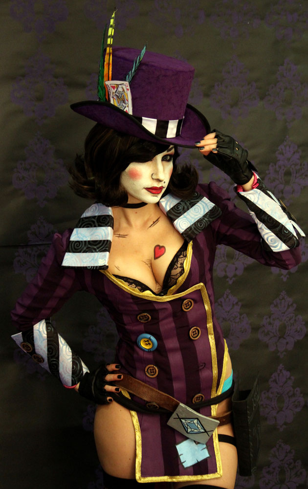 Mad Moxxi Cosplay by l...