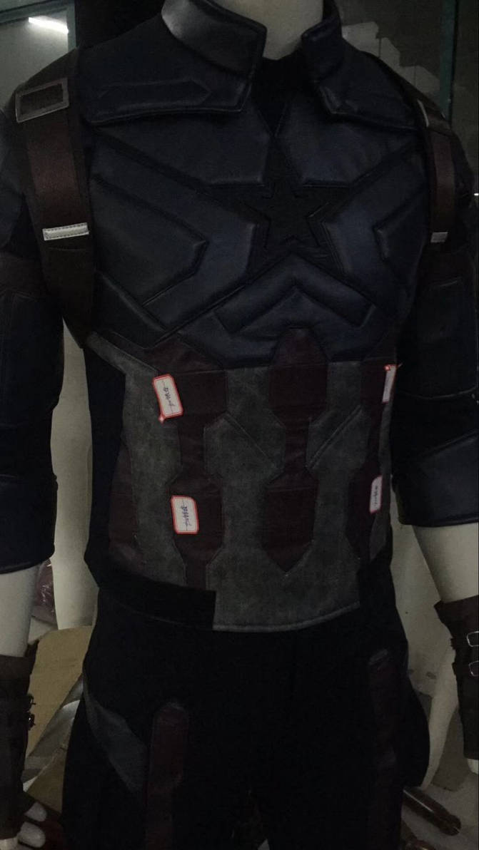 avengers infinity war captain america Steve Rogers by cosjj