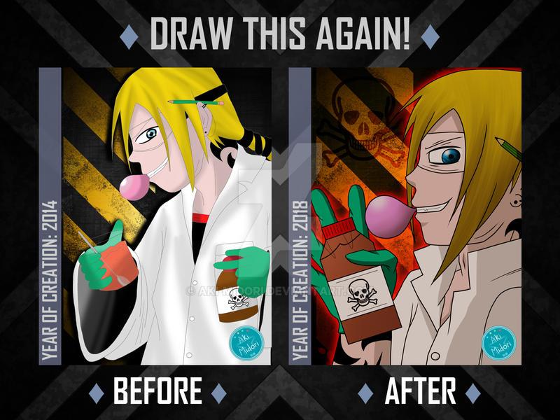 Draw this again ~ Akemi by Aki-Midori