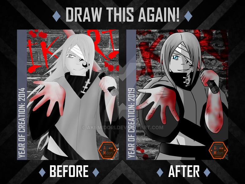 Draw this again ~ Reizo by Aki-Midori