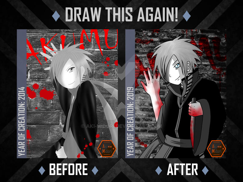 Draw this again ~ Nozomi by Aki-Midori