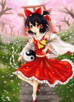 Hakurei Shrine Maiden by Xephyr26
