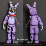 Withered Bonnie FNAF