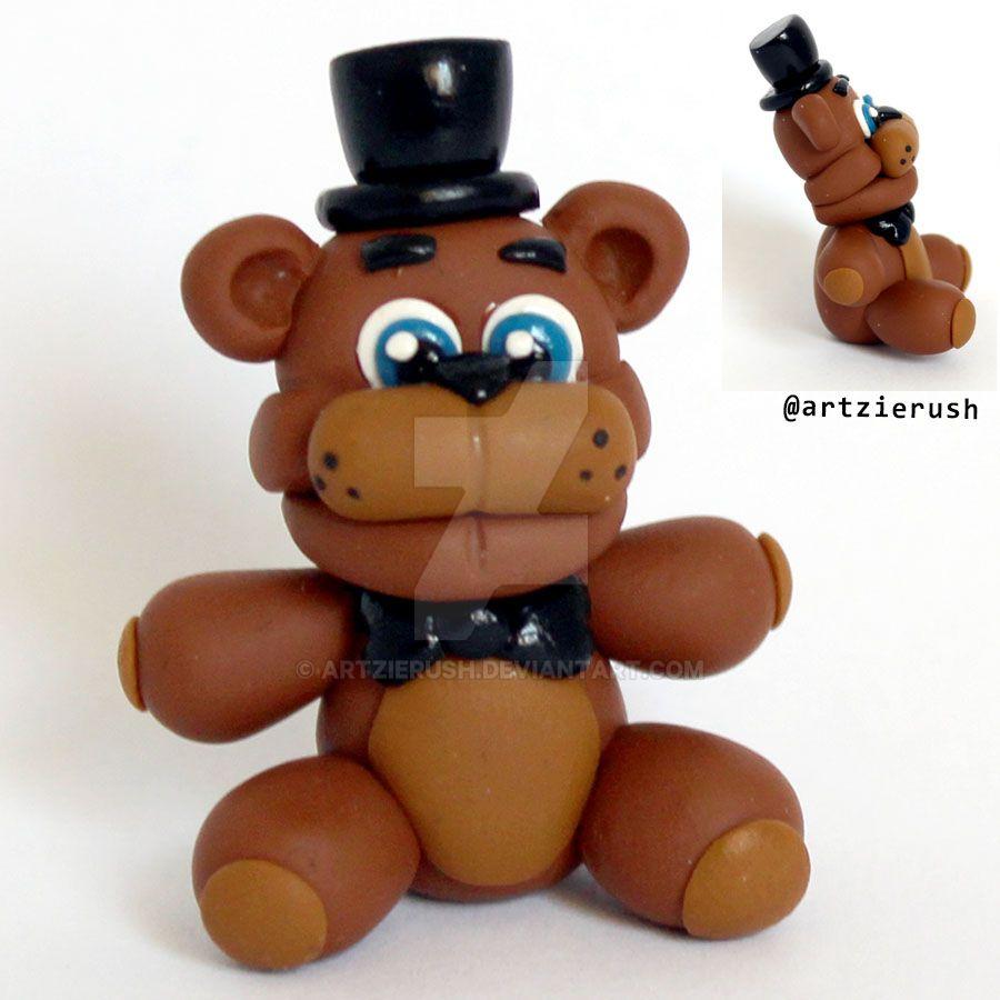 Freddy fazbear plushy by artzierush on deviantart