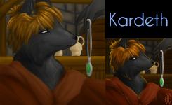Kardeth [Portrait] by justlikehim