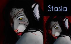 Stasia [Portrait - Trade] by justlikehim