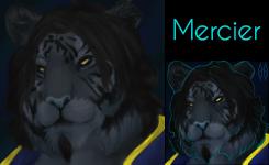 Mercier [Portrait] by justlikehim