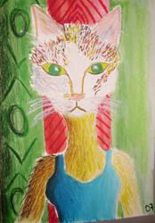 Catwoman by cythoslar