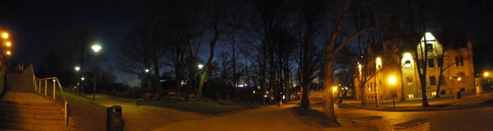 Digital panorama, Tallinn by cythoslar