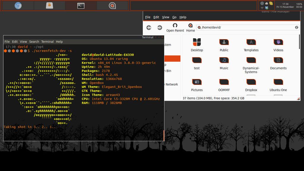 Openbox Ubuntu
