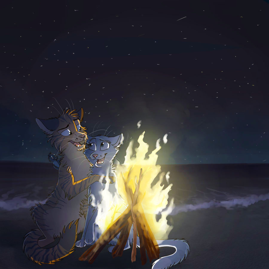 Sing At The Campfire